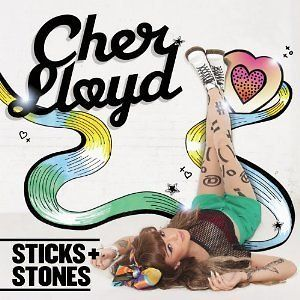 Cher Lloyd   Sticks & And Stones (NEW CD)