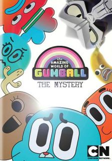 Amazing World of Gumball   The Mystery DVD Brand New Movie