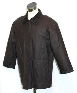 BROWN ~ Women & Men GERMAN Hunting Camping Ranch Work RAIN Trench