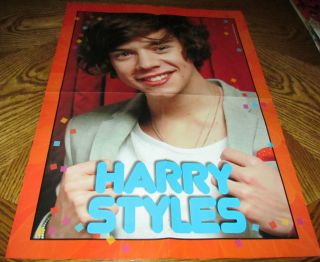 ONE DIRECTION Harry Styles Zayn Malik Boy Band Singers POSTER 16X20 2