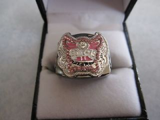 WWE Divas Championship Belt Ring Jewelry Regular Size Diva