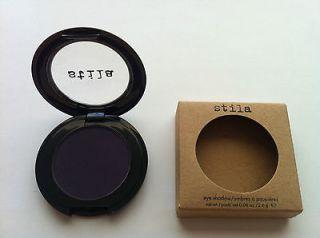 NEW Stila Makeup DAHLIA Purple Matte Eye Shadow + FREE Pop Beauty