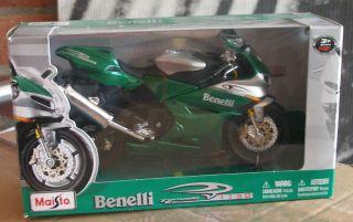 Benelli Tornado 1130 Bike Model