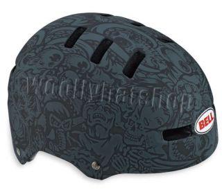 Bell Faction Jimbo WP Paul Frank BMX Skate Scooter Helmet MEDIUM MRRP