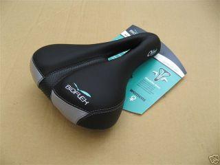 bioflex ladies/womens ozone gel bike/cycle saddle/seat