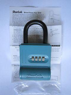 ShurLok Lock Box Realtor Key Box Construction