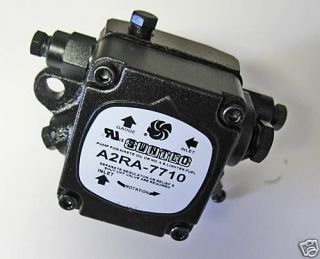 Waste Oil Heater Parts LANAIR Fuel / Oil Pump A1RA 7738 Suntec #8234