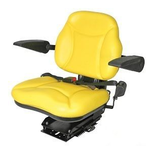Big Boy John Deere Tractor Seat Yellow New 820   2630 2640 2940 2940