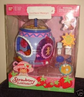 Strawberry Shortcake BERRY CUTE Cookie Jar Cruiser RARE