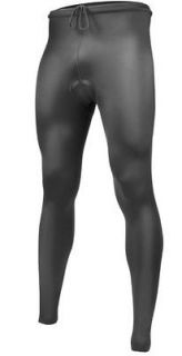 Mens Padded Biking Cycling Tights for Bicycling also for Big Men Plus