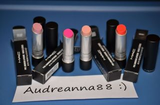 MAC BETH DITTO Collection Pro Longwear Lipsticks *BNIB [YOU CHOOSE]
