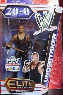 The Undertaker WWE Mattel Action Figure Elite Wrestlemania XXVIII 28