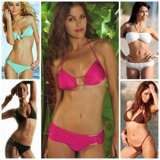 / Ladies sexy BARGAIN CHEAP BIKINI SET SWIMWEAR One Size *9 Designs