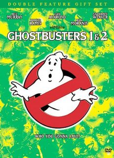 Ghostbusters/G hostbusters 2 (DVD, 2005, 2 Disc Set, with Collectible