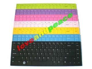 Keyboard Cover Skin for Dell Inspiron N5030 M5030 N4030 N4020 N4010