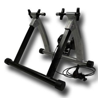 Newly listed Indoor Bicycle Bike Trainer  magnetic exercise stand 5