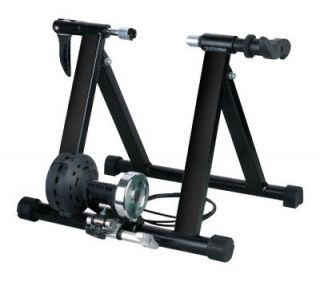 New Cycle Bike Trainer Indoor Bicycle Exercise Portable Magnetic Work