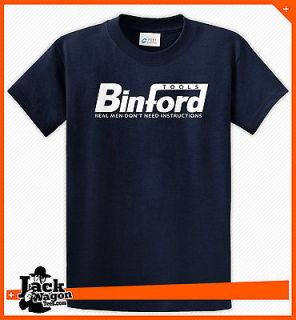 Binford Tools   Home Improvement Classic   Funny   T Shirt   Tee
