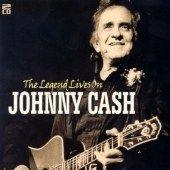 Johnny Cash   The Legend Lives On   2 CD SET   SEALED