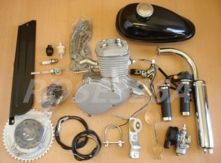 80cc 2 Cycle Engine Motor Kit for Motorized Bicycle Bike