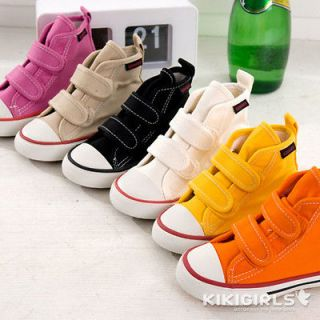 KIKIGIRLs NWT sneakers girls high top STAR FASHION CHUCK TAYLOR