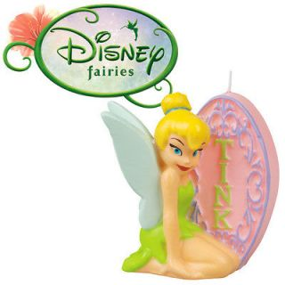 Wilton Disney Faries Tinkerbell Birthday candle
