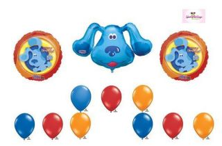 Blues Clues Balloon Happy Birthday Party Set Nick Jr