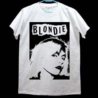 Newly listed Womens Juniors Blondie Shirt in EUC Debbie Harry. FREE