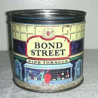bond street tobacco tin in Tins