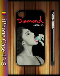 Sexy Cool DIAMOND SUPPLY CO Custom iPhone 4/4S Case