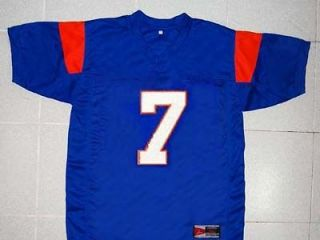 BLUE MOUNTAIN STATE JERSEY ALEX MORAN BLUE NEW   ANY SIZE