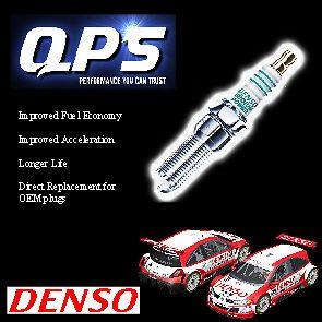 BMW 7 SERIES 745 i / Turbo 3.2 (E23) Denso Iridium Power Spark Plug/s