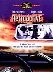 RETROACTIVE (DVD 1999 WS) James Belushi, Shannon Whirry