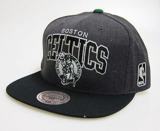 Mitchell & Ness NBA Boston Celtics HWC Arch Snapback Ball Cap Hat