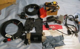 NOS Johnson Evinrude 25/35HP Boat Motor Electric Start Conversion Kit