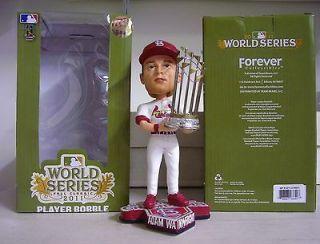 **RARE** St. Louis Cardinals WORLD SERIES 2011 Bobble Bobblehead