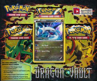 pokemon dragon booster box