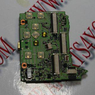 Panasonic Lumix DMC ZS5 Option Pad Main PCB Board REPAIR PART