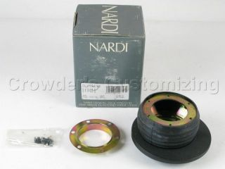 Nardi Steering Wheel Hub Adapter Kit BMW 3 Series 91 98