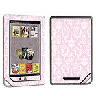Retro Vinyl Case Decal Skin Cover  Nook Color / Tablet