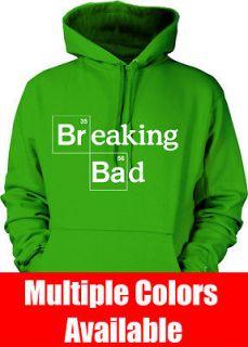 Breaking Bad HOODIE S 3XL NEW walter jesse TV show season 1 2 3 4