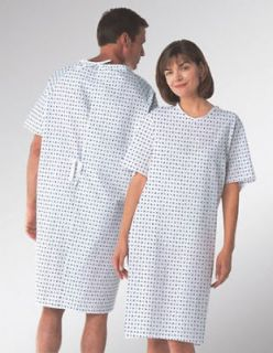 pc NEW HOSPITAL PATIENT GOWN MEDICAL EXAM GOWNS