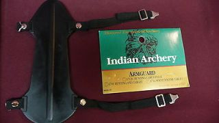 NEW IN PACKAGE Indian Archery Bow Hunting Armguard Arm Guard WOW