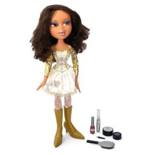 2ft Bratz Doll Yasmin Funky Fashion Makeover Doll