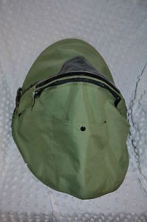 Chicco Lightweight Stroller Umbrella hood Replacement PARTgreen sage