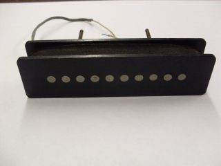 Vintage Ten String Pedal Steel Guitar Pickup 10