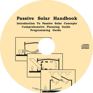 The passive solar energy book