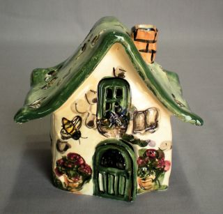 BLUE SKY CLAYWORK HEATHER GOLDMINC BUMBLE BEE CANDLE HOUSE