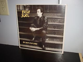 SEALED 1983 Billy Joel / An Innocent Man LP