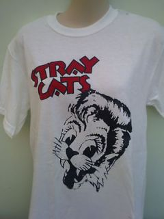 STRAY CATS TSHIRT meteors cramps rockabilly rock n roll ALL SIZES XS